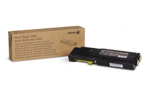 XEROX toner Yellow pro P6600/WC6605, 2 000 str. Náplně a tonery - originální