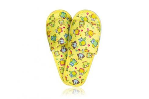 VETRO-PLUS Pantofle domácí dámské a pánské OWL Unisex
