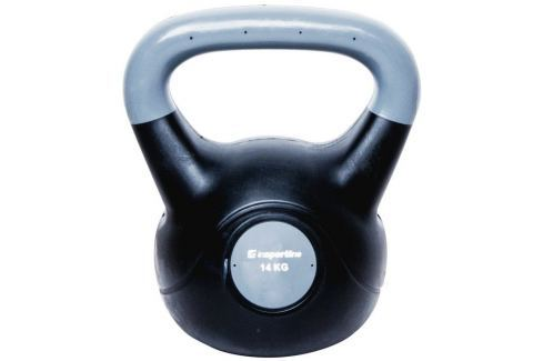 inSPORTline Činka  Vin-Bell Dark 14 kg Činky