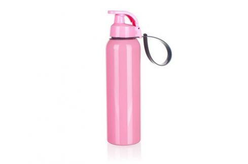 BANQUET Láhev sportovní SPEED 700 ml, růžová Konvice, termosky, láhve