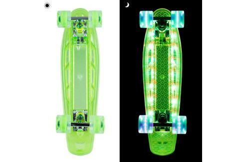 """Worker Svítící penny board  Lumy 200 22"""" Skateboardové komplety"""