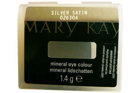 Mary Kay Minerální oční stíny Silver Satin (třpytivý) 1,4 g Přípravky na oči