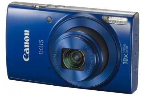 Canon IXUS 190, 20MPix, 10x zoom, Wi-Fi, NFC - modrý Digitální fotoaparáty