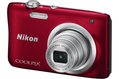 Nikon COOLPIX A100 RED Digitální fotoaparáty