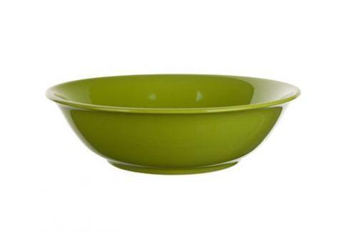 BANQUET Mísa keramická 24,5 cm, hráškově zelená Produkty