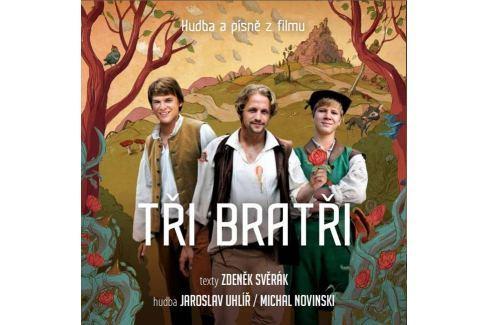 CD OST : Tři bratři Hudba