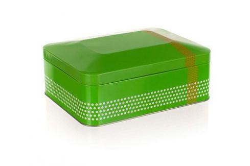 BANQUET Plechovka EVERY DAY 20 x 15,5 x 8 cm, box na čaj dózy, cukřenky