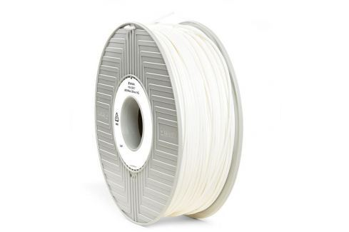 Verbatim ABS struna 2,85 mm pro 3D tiskárnu, 1kg, bílá Ostatní