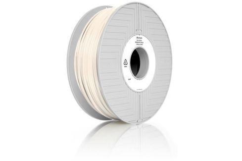 Verbatim PRIMALLOY struna 2,85 mm pro 3D tiskárnu, 0,5kg, transparentní Ostatní