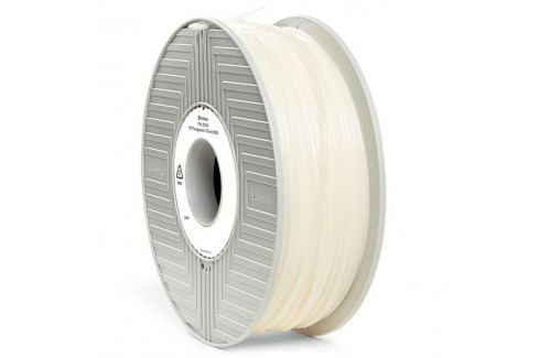 Verbatim PET struna 1,75 mm pro 3D tiskárnu, 0,5kg, transparentní Ostatní
