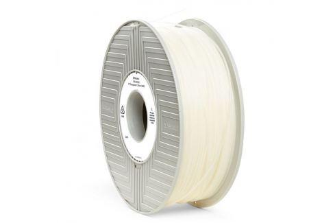 Verbatim PP struna 1,75 mm pro 3D tiskárnu, 0,5kg, transparentní Ostatní