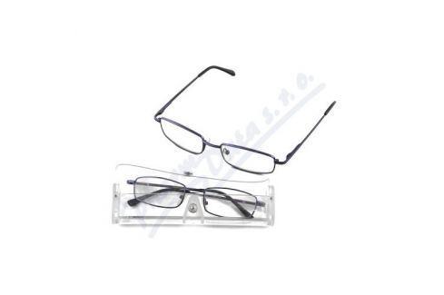 AMERICAN WAY S.R.O. Brýle čtecí American Way +1.00 modré v etui Brýle