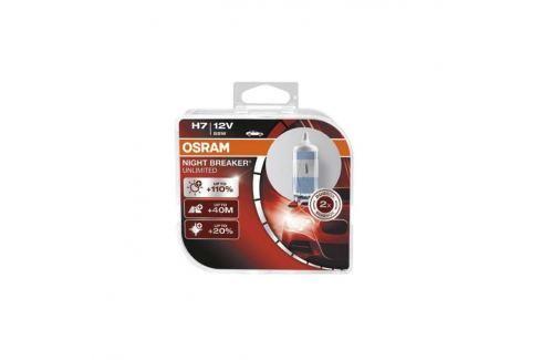 Osram Autožárovka  H7 12V 55W 64210 NBU NIGHT BREAKER Autožárovky