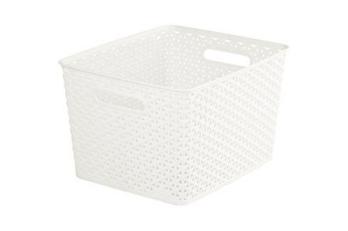 Curver Úložný box  Rattan Y Style Úložné boxy a vaky