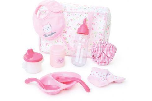 Petitcollin Baby cestovní sada pro panenku Panenky a barbie