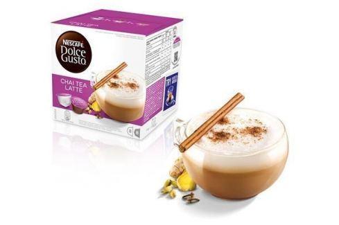 """Nescafe Kávové kapsle """"Dolce Gusto Chai Tea Latte"""", 8 porcí, NESCAFÉ Káva"""