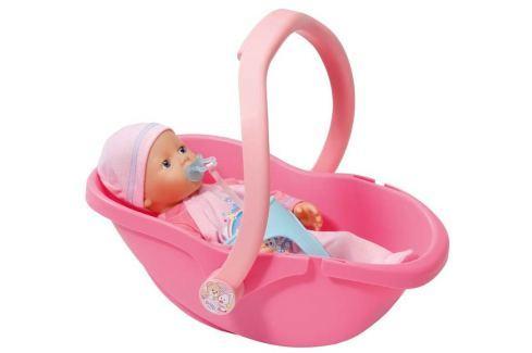 My Little Baby Born® Super Soft s přenosnou sedačkou Panenky a barbie