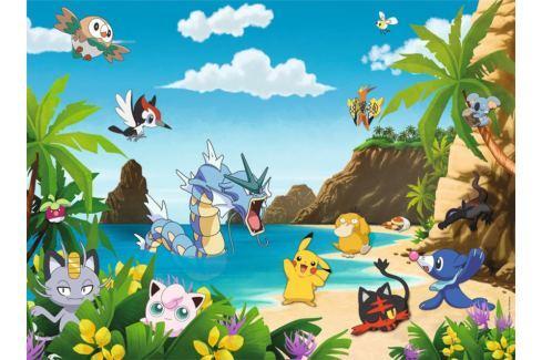 RAVENSBURGER Puzzle Pokémon: Chyť je všechny! XXL 200 dílků Puzzle