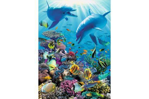 RAVENSBURGER Puzzle Podmořské dobrodružství XXL 300 dílků Puzzle