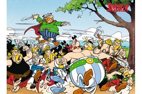 RAVENSBURGER Puzzle Asterix: Galové přicházejí XXL 300 dílků Puzzle