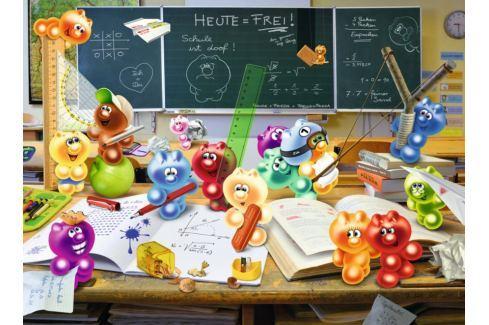 RAVENSBURGER Puzzle Gelini: Zábava ve třídě XXL 300 dílků Puzzle