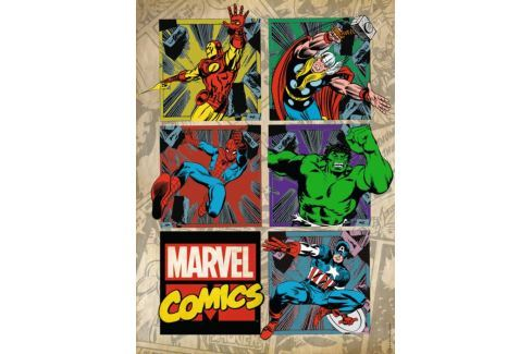 RAVENSBURGER Puzzle Avengers 500 dílků Puzzle