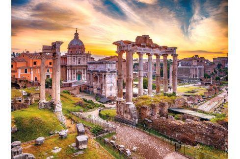 RAVENSBURGER Puzzle Řím při soumraku 500 dílků Puzzle