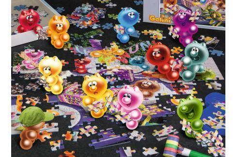 RAVENSBURGER Puzzle Gelini skládají puzzle 500 dílků Puzzle