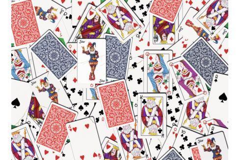 RAVENSBURGER Puzzle 52 karet 500 dílků Puzzle