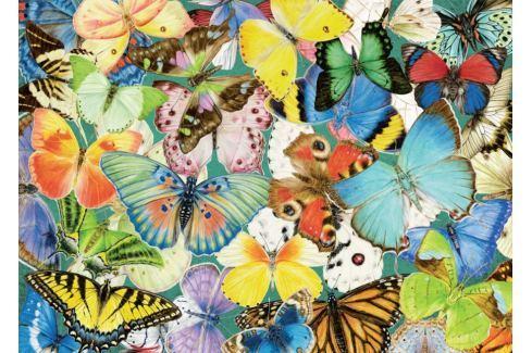 RAVENSBURGER Puzzle Motýli XXL 500 dílků Puzzle