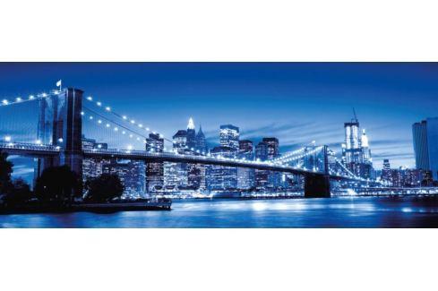 RAVENSBURGER Puzzle  1000 dílků - Zářivý New York Puzzle