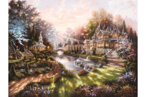 RAVENSBURGER Puzzle  1000 dílků - Úsvit (Ráno) Puzzle