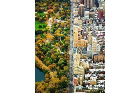 RAVENSBURGER Puzzle Rozdělené město, New York 1500 dílků Puzzle