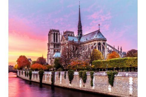RAVENSBURGER Puzzle Notre Dame, Paříž 1500 dílků Puzzle