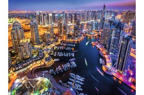 RAVENSBURGER Puzzle Dubaj v Perském zálivu 1500 dílků Puzzle