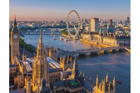 RAVENSBURGER Puzzle  16627 Pohled na Londýn, Velká Británie 2000 dílků Puzzle