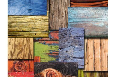 RAVENSBURGER Puzzle Dřevo 2000 dílků Puzzle