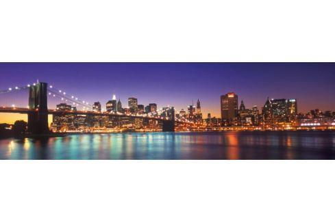 RAVENSBURGER Panoramatické puzzle  2000 dílků - New York Puzzle