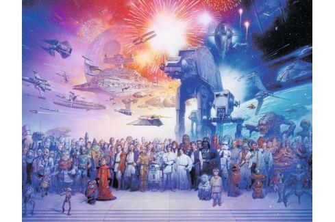 RAVENSBURGER 16701 - Star Wars Universe, puzzle 2000 dílků Puzzle