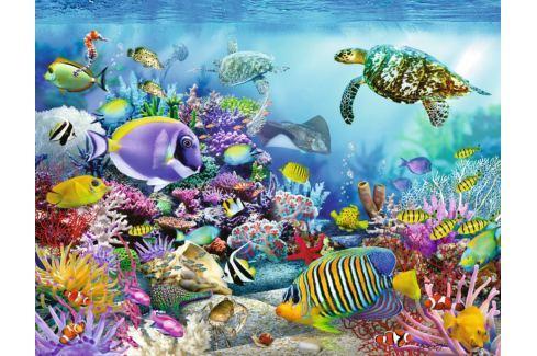 RAVENSBURGER Puzzle Majestátnost korálového útesu 2000 dílků Puzzle