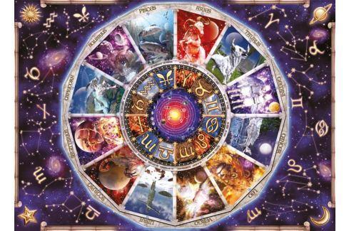 RAVENSBURGER Puzzle  9000 dílků - Astrologie - zvěrokruh Puzzle