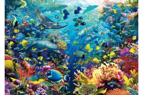 RAVENSBURGER Puzzle  9000 dílků - D.Penfound, Podmořský ráj Puzzle