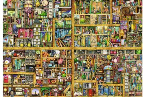 RAVENSBURGER Puzzle  18000 dílků - C.Thompson, Kouzelná knihovna Puzzle