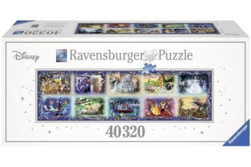 RAVENSBURGER Největší puzzle světa  Disney okamžiky 40320 dílků Puzzle