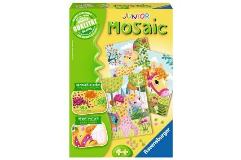 RAVENSBURGER Mozaika Junior Koně Výtvarné a kreativní sady