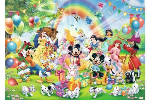 RAVENSBURGER Puzzle Mickeyho narozeniny 1000 dílků Puzzle
