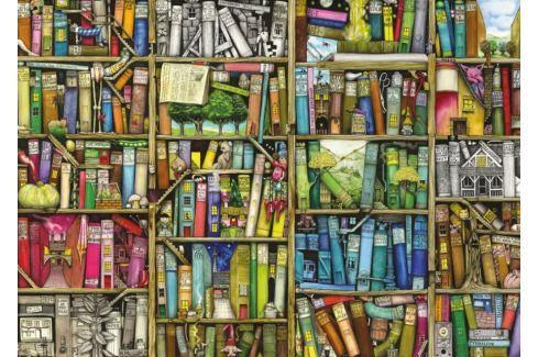 RAVENSBURGER Puzzle  1000 dílků - Magická knihovna Puzzle
