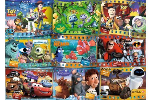 RAVENSBURGER Puzzle Svět Disney Pixar 1000 dílků Puzzle