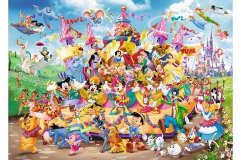 RAVENSBURGER Puzzle Disney karneval 1000 dílků Puzzle