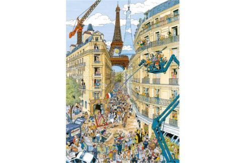 RAVENSBURGER Puzzle Paříž 1000 dílků Puzzle